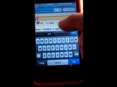 How to download free music on iPhone 3g