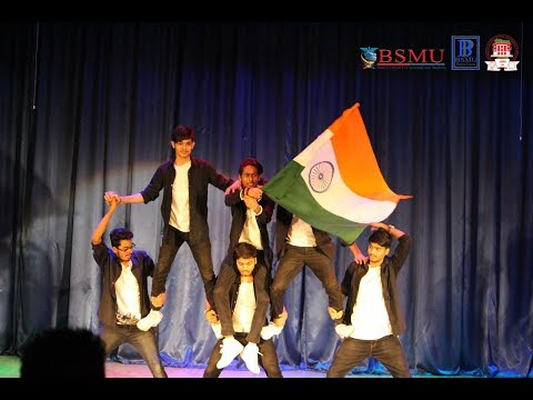Best  College Dance in RUSSIA by INDIAN Medical Students
