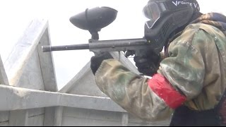 CRAZY PAINTBALL WAR!!
