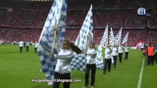 2012 UEFA Champions League Final Opening Ceremony, Allianz Arena, Munich