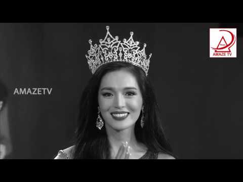 Miss International Queen Compitition Lo Indian Girl