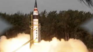 Agni 5, India's Longest Range Ballistic Missile, Successfully Test-Fired (Video)