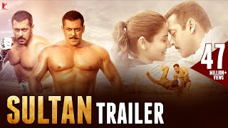 SULTAN | Official Trailer | Salman Khan | Anushka Sharma