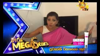 Hiru Mega Star's Nadeesha Hemamali Refuses to be Videographed