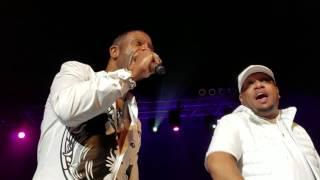 Keith Sweat & Ginuwine - Freak You - Live