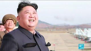 """Kim Jong Un supervise l'essai d'une nouvelle arme dotée d'une """"puissante ogive"""""""
