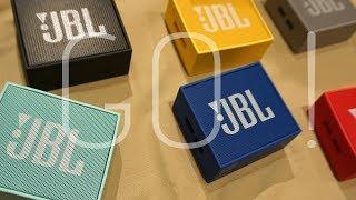 JBL Go Cricket Wireless Portable Speaker (Blue)