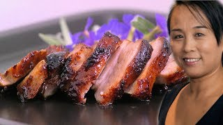 Chinese Char Siu Pork Recipe (Asian Cooking Channel)