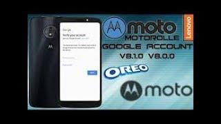 BYPASS FRP MOTO V8 0 0 SKIP GOOGLE ACCOUNT ANY MOTOROLA ANDROID OREO