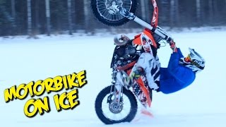 HOW TO setup Motorbike on ICE!
