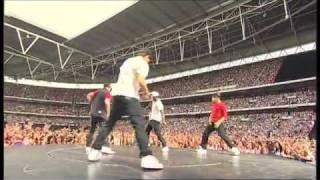 Justin Bieber - Baby - Live @ Wembley Stadium London June 06, 2010