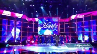 Oppa Haifa Wehbe Star Academy 10 Prime 10 - هيفاء وهبي في البرايم 10 من ستار اكاديمي 10
