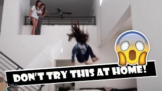 Don't Try This At Home 😱 (WK 378) | Bratayley