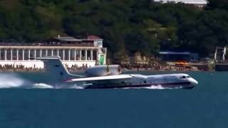 Ever seen a flight take off from water Amazing incident 2017