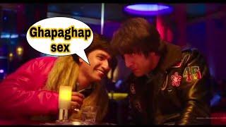 Sanju movie|| ghapaghap funny scene|| sex