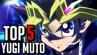 TOP 5 : Yugi Muto Anime Moments