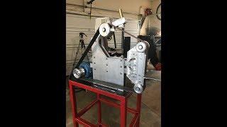 How to Build A Belt Grinder Part 1