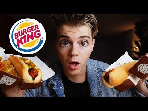 Xxx Mp4 HOT DOGS Bei BURGER KING Bestellen 😱 3gp Sex