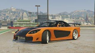 GTA 5 - Tokyo Drift Montage (Han
