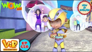 Vir: The Robot Boy - Bubble Man - As Seen On HungamaTV - IN ENGLISH