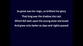 Lullaby For A Princess (Instrumental w/ Lyrics)