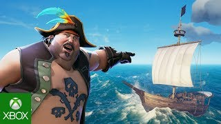 Sea of Thieves: A New Type of Multiplayer Game