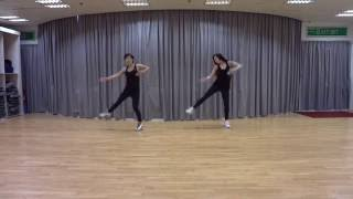 Dessert (Pop and Hip-Hop Mashup) 2015 / dance practice / Choreography by Mr. R