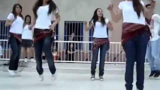 -رقص فى المدرسة- - YouTube.flv