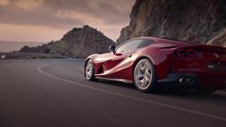Ferrari 812 Superfast video debut Full HD,1920x1080