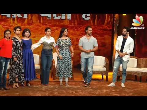 Aamir Khan, Kiran Rao & DANGAL Team On Set of Sa Re Ga Ma Pa