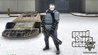 GTA 5 MODS - LET'S GO TO WORK - PART 78 (GTA 5 PC MODS) #NOSLEEP ALL 6 BANK ROBBERY