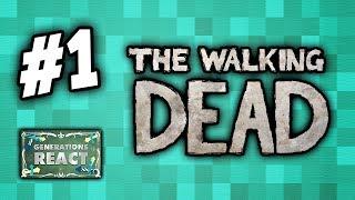 THE WALKING DEAD (Telltale): SEASON 1 - Part 1 (React: Twitch Let