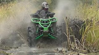 Braaap,Nitrous and bad azz can-am action