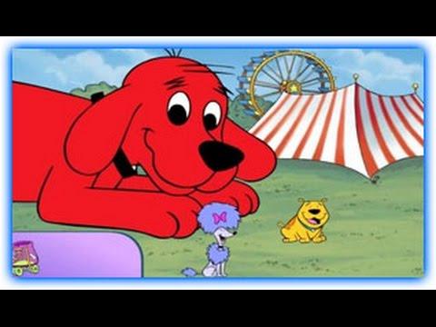 Clifford The Big Red Dog Games Clifford s Scavenger Hunt