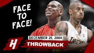 Kobe Bryant vs Shaquille O