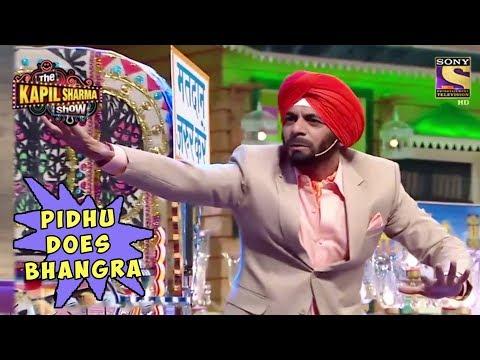 Xxx Mp4 Pidhu Does Bhangra The Kapil Sharma Show 3gp Sex