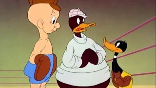 Daffy Duck ft. Elmer Fudd - To Duck or Not to Duck (1943) - Classic Animated Cartoon
