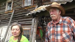 Eine Reise nach Russland - Wiktor & Klawa, Einsiedler in Karelien