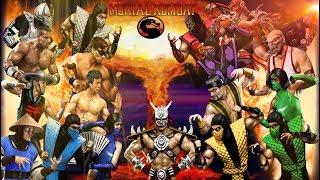 Mortal Kombat 2 Mugen (Alberto Blaze) -Supreme Demostration-
