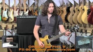 BONUS!! Phil X Introduces the Signature PX-90 Pick up!!