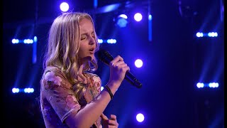 Evie Clair delivers another heart-wrenching performance on America's Got Talent