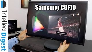 Samsung CFG70 27 Inch Curved Gaming Monitor Review | Intellect Digest