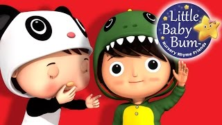 Wind the Bobbin Up   Nursery Rhymes by LittleBabyBum!