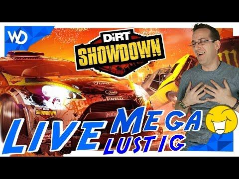 Dirt SHOWDOWN Fette CRASHs und MEGA lustige Rennen