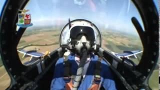 Film Frecce Tricolori Aeronautica Militare - Il Solista PAN