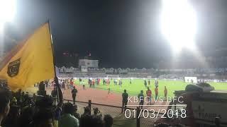 KBFC Vs BFC March 1, 2018 2-0 Kerala Blasters Vs Bangalore FC Highlights