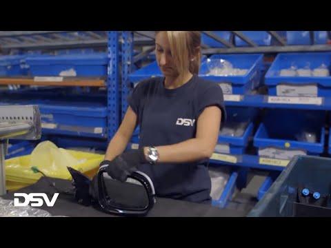DSV automotive solutions - Champions League logistics_September 2014