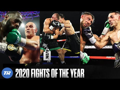 2020 Fights of the Year FULL FIGHT HIGHLIGHTS