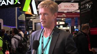 VMworld TV interviews Brad Hedlund on end-to-end visibility in VMware NSX