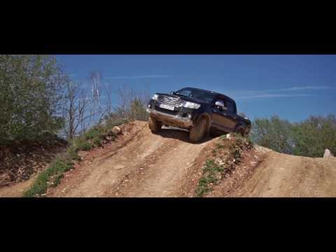 Off Road Compilation Toyota Hilux 4x4 2017 | Langenaltheim
